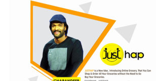 Actor Charandeep Ventures Into A New Business