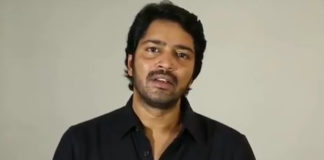 Hero Allari Naresh Appreciates those three