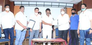Cinematograph Minister Talasani srinivas Yadav about telugu film industry