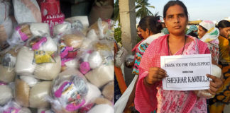 Director Sekhar Kammula donates Daily essentials to Transgender community