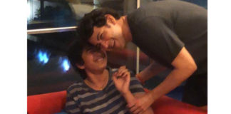 Mahesh Babu chilling with his son Gautham in Lockdown time