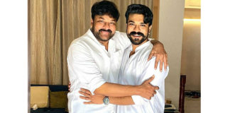 Megastar Chiranjeevi and Ramcharan reached this landmark at a time
