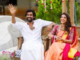 Rana And Miheeka Bajaj Got Engaged
