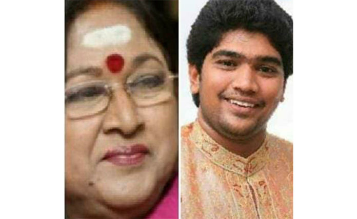 Senior Actress Vanisree son died