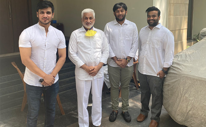 AP Government Launches Song On Covid-19