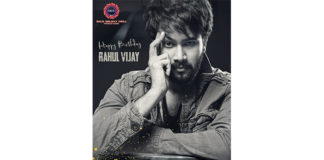Happy Birthday Rahul vijay