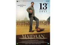 Ajay Devgn Announced Maidaan Release Date