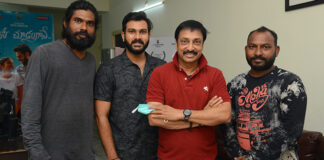 Kalaposhakudu title poster released