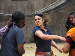 Music director Thaman Launched Nandhitha swetha IPC 376 Movie Trailer