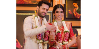 Nithiin Gets Engaged