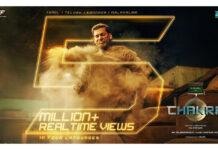 Vishal's Chakra Trailer Crosses Whopping 5+ Million Views