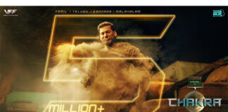 Vishal's Chakra Trailer Crosses Whopping 5+ Million Views